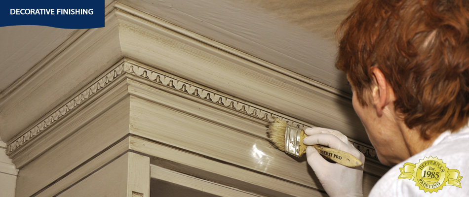 Interior Decorative Finishing Painters